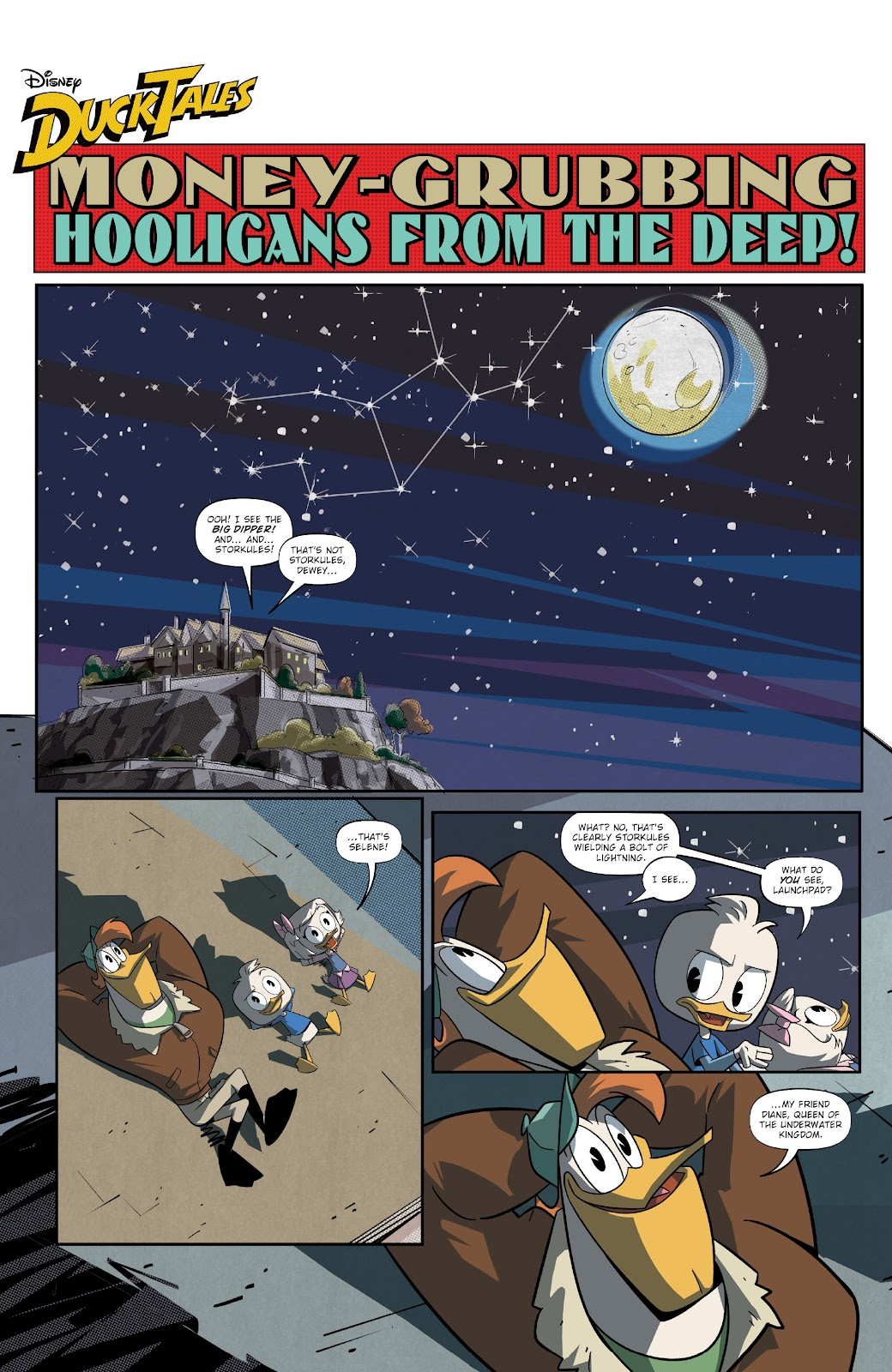 Read online Ducktales (2017) comic -  Issue #18 - 3