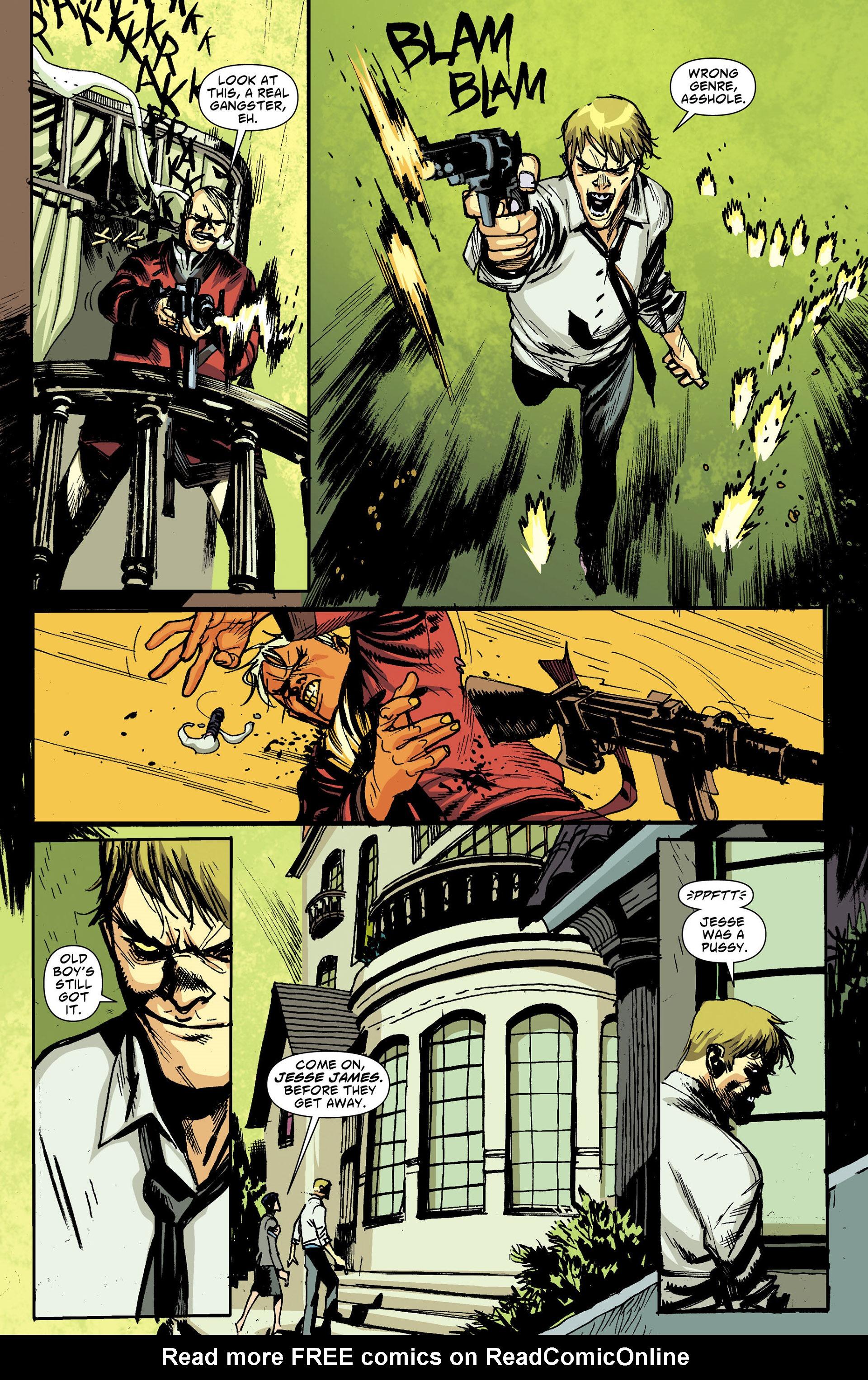 Read online American Vampire comic -  Issue #30 - 11