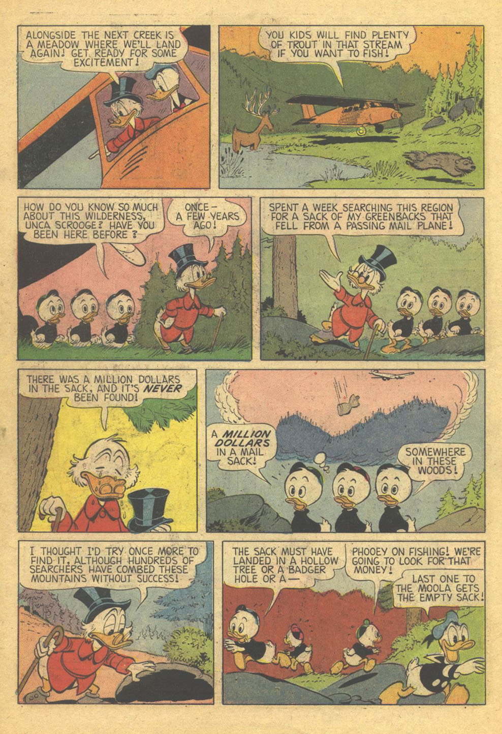 Read online Uncle Scrooge (1953) comic -  Issue #73 - 26