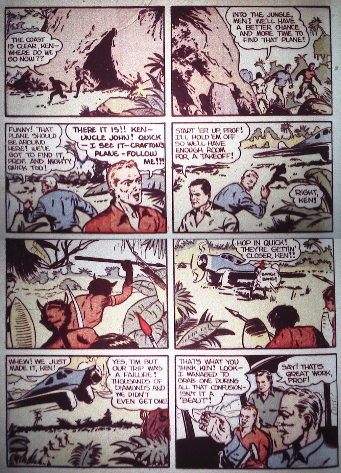 Marvel Comics (1939) issue Full - Page 52