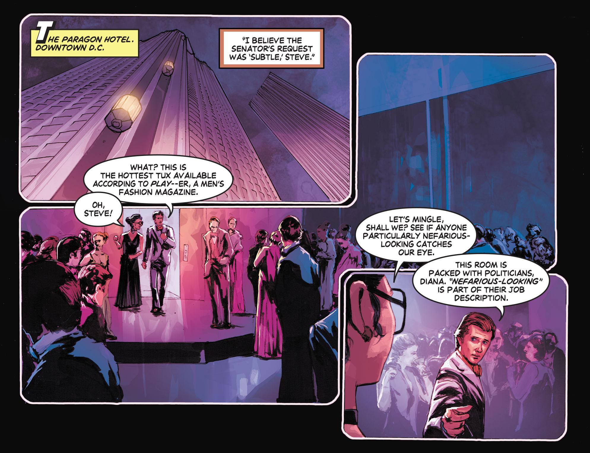Read online Wonder Woman '77 [I] comic -  Issue #10 - 17