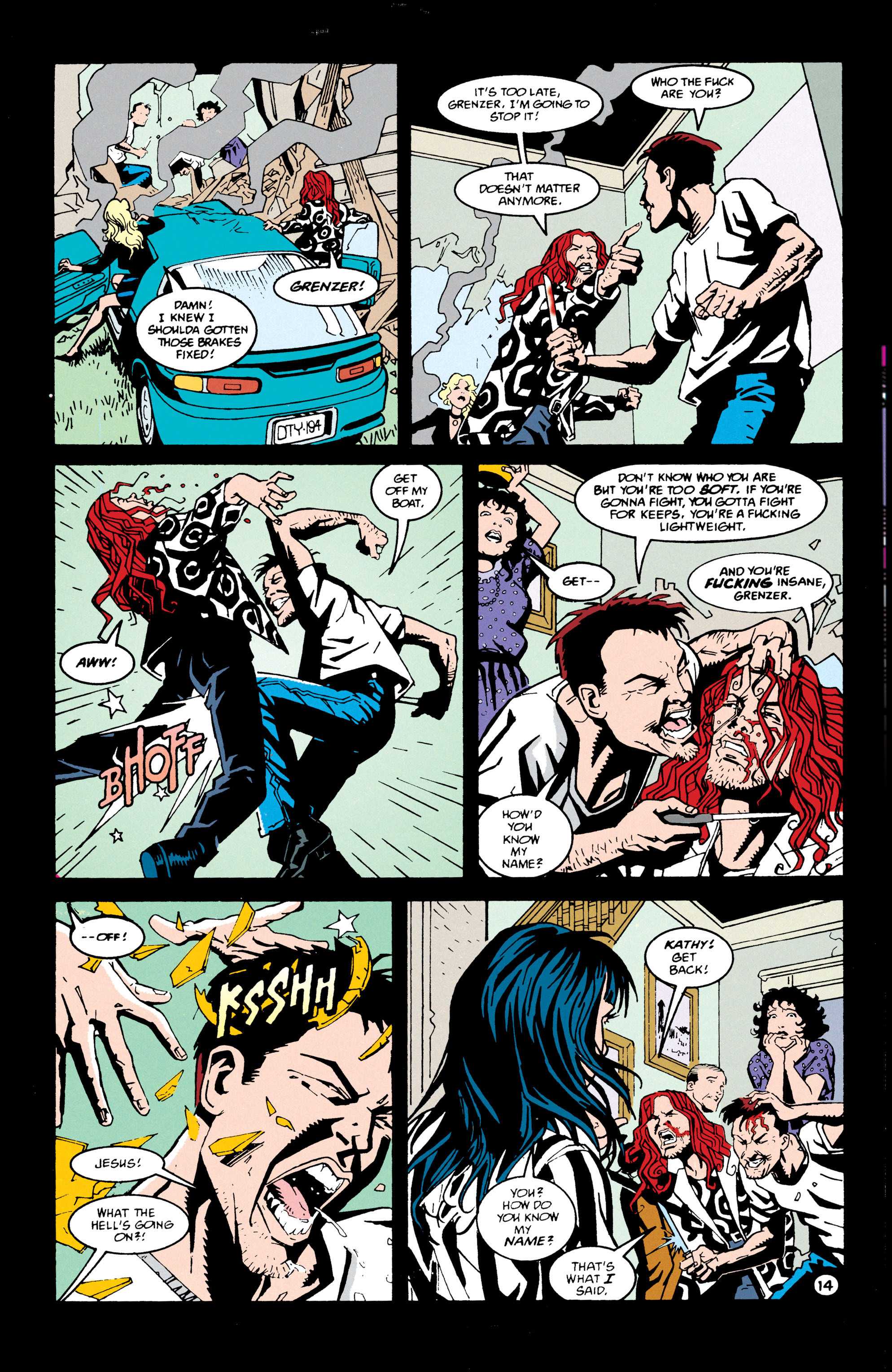 Read online Shade, the Changing Man comic -  Issue #69 - 15