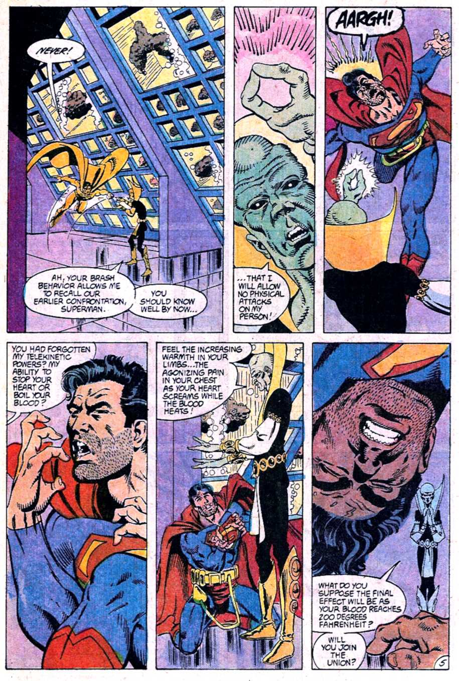 Read online Adventures of Superman (1987) comic -  Issue #452 - 6