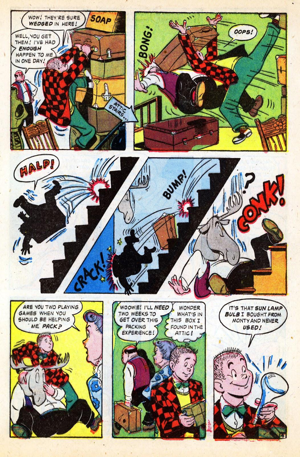 Georgie Comics (1945) issue 17 - Page 33