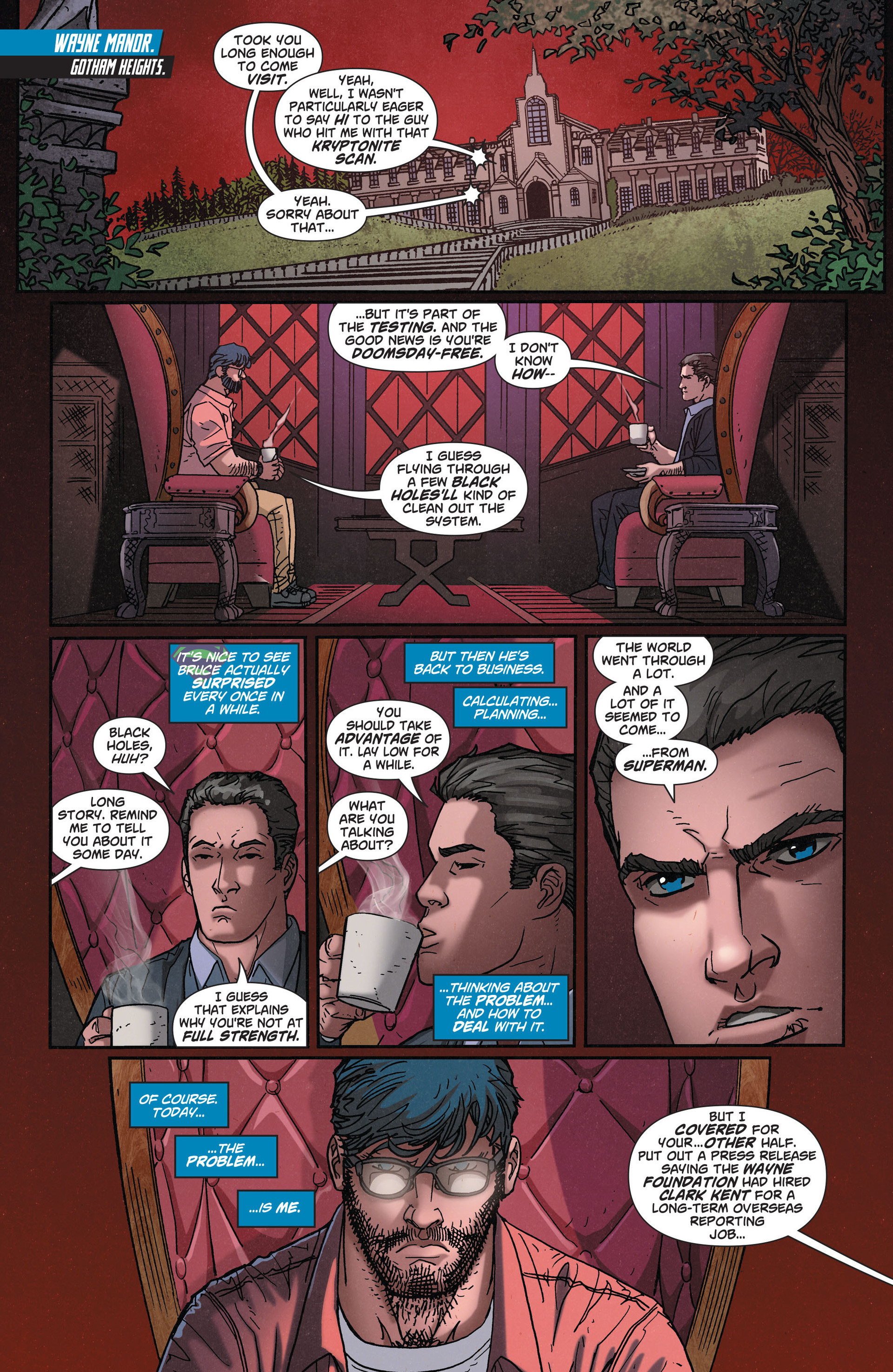 Read online Action Comics (2011) comic -  Issue #35 - 15