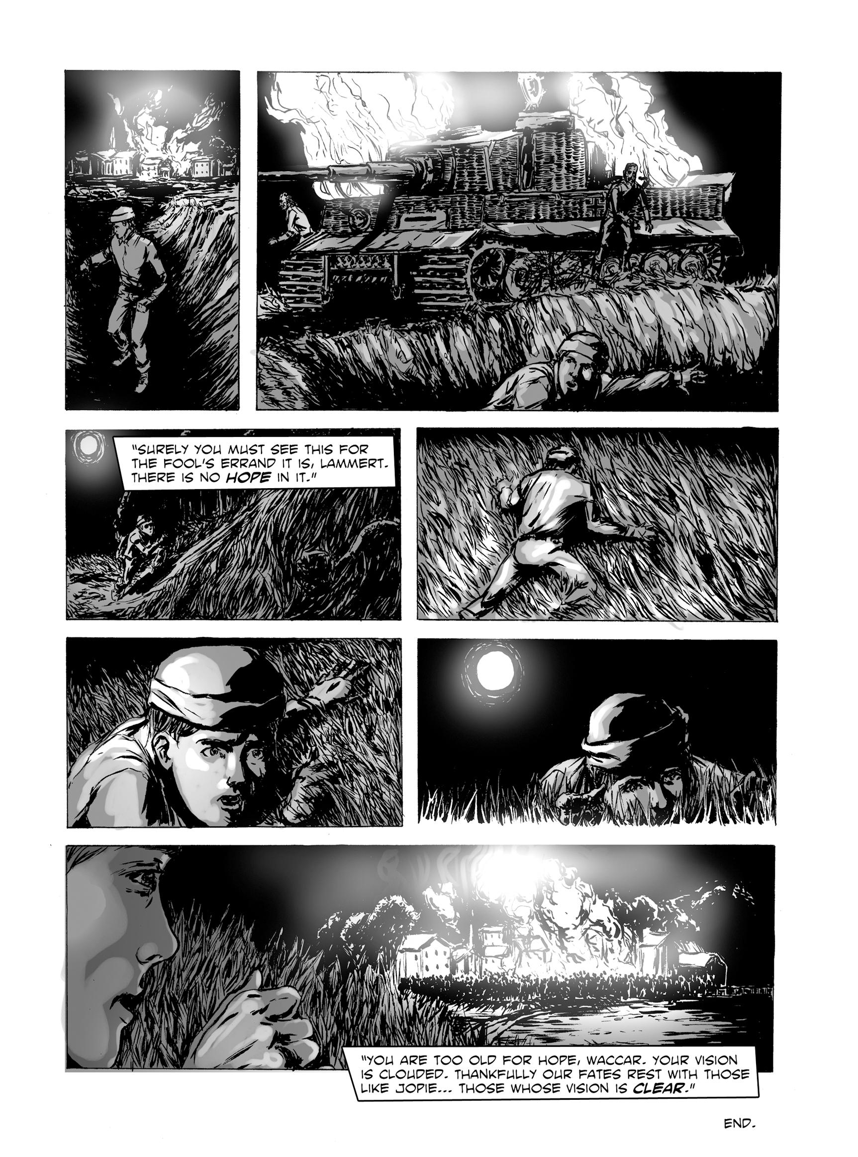 Read online FUBAR comic -  Issue #1 - 113