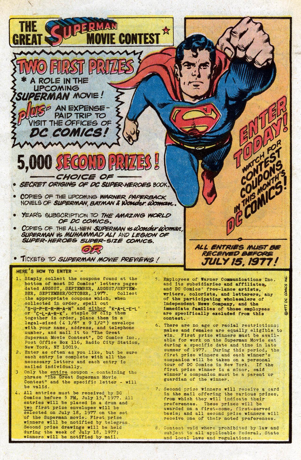 Read online Secret Society of Super-Villains comic -  Issue #9 - 18