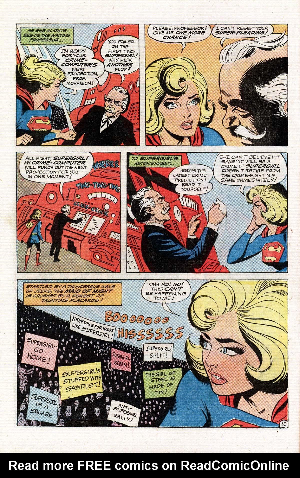 Read online Adventure Comics (1938) comic -  Issue #393 - 14