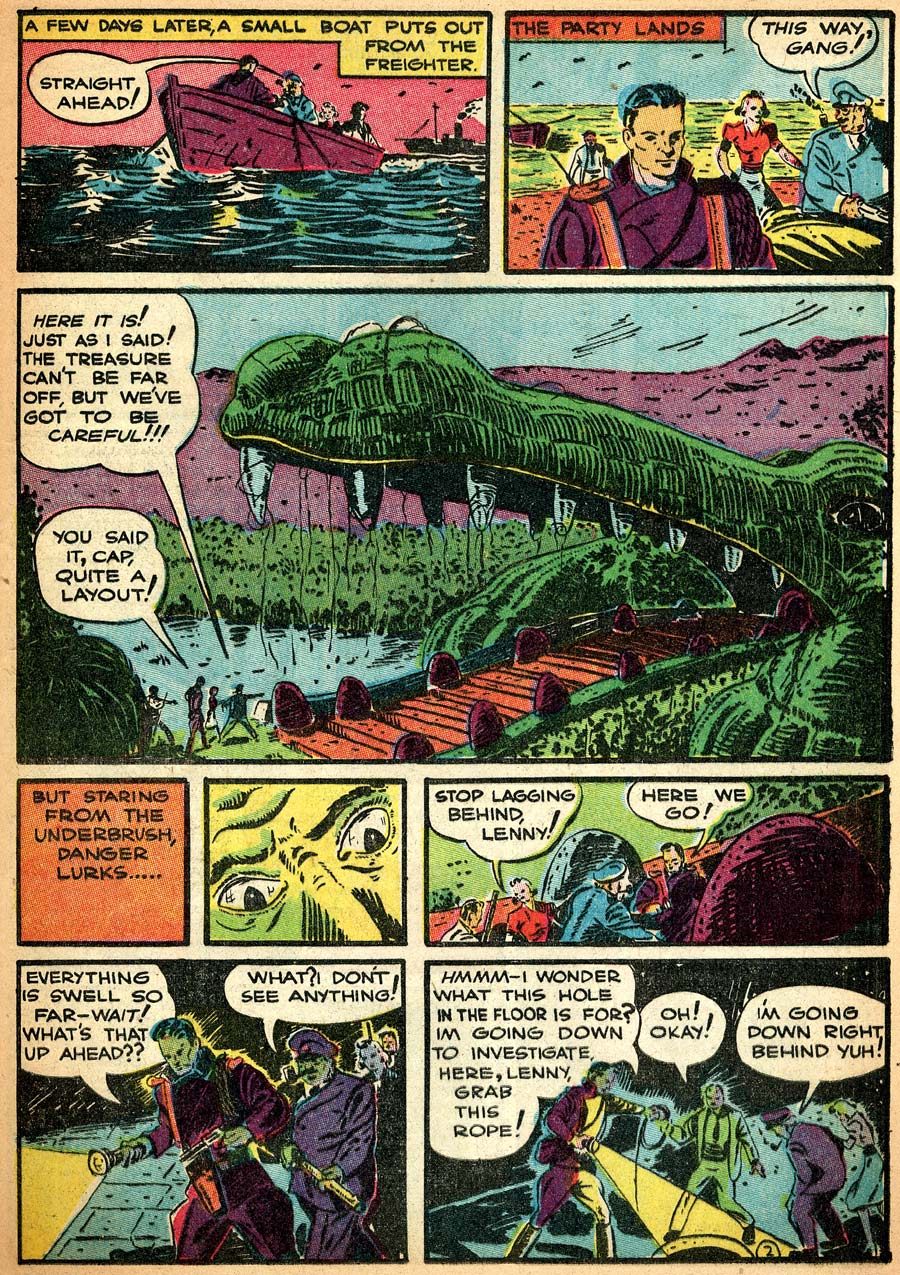 Blue Ribbon Comics (1939) issue 8 - Page 25