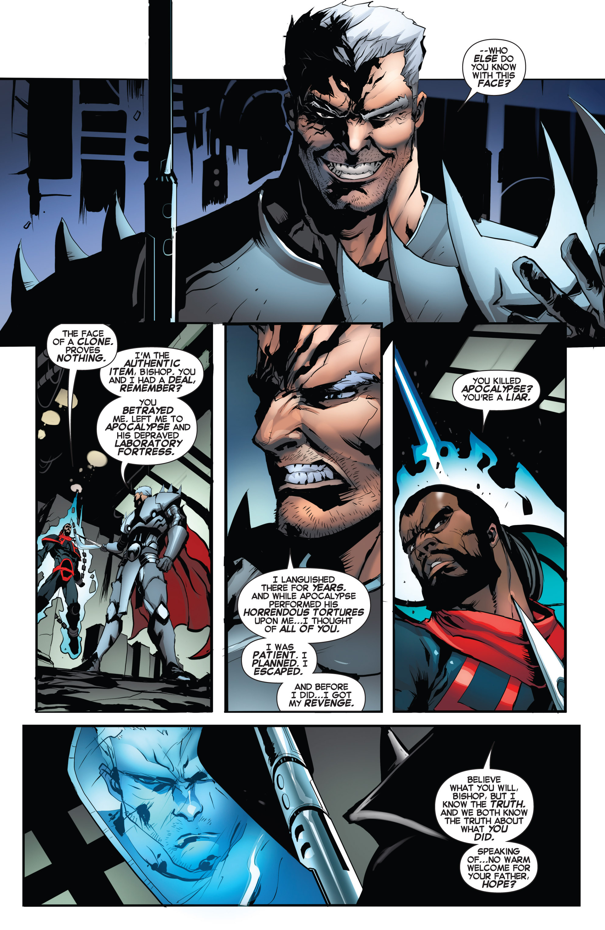 Read online Uncanny X-Force (2013) comic -  Issue #16 - 14