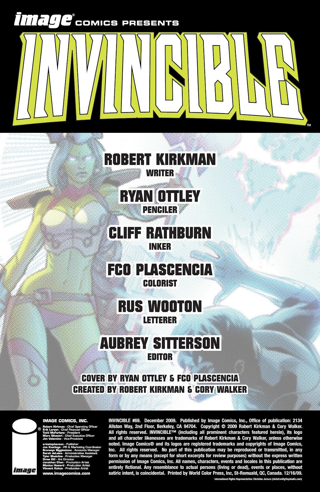 Invincible (2003) 69 Page 2