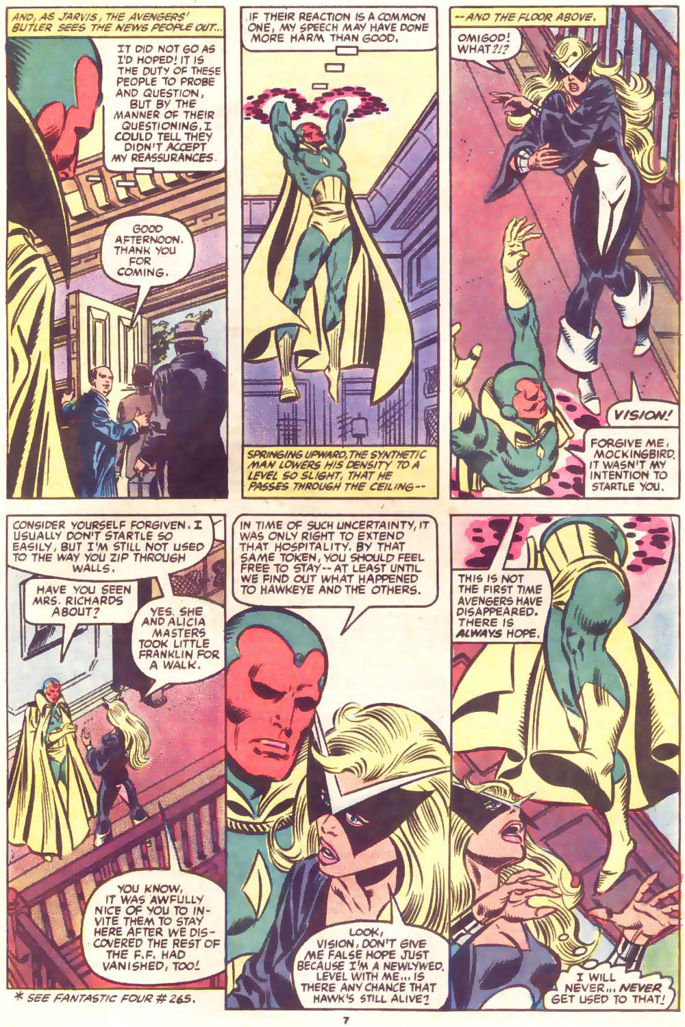 The Avengers (1963) 243 Page 7