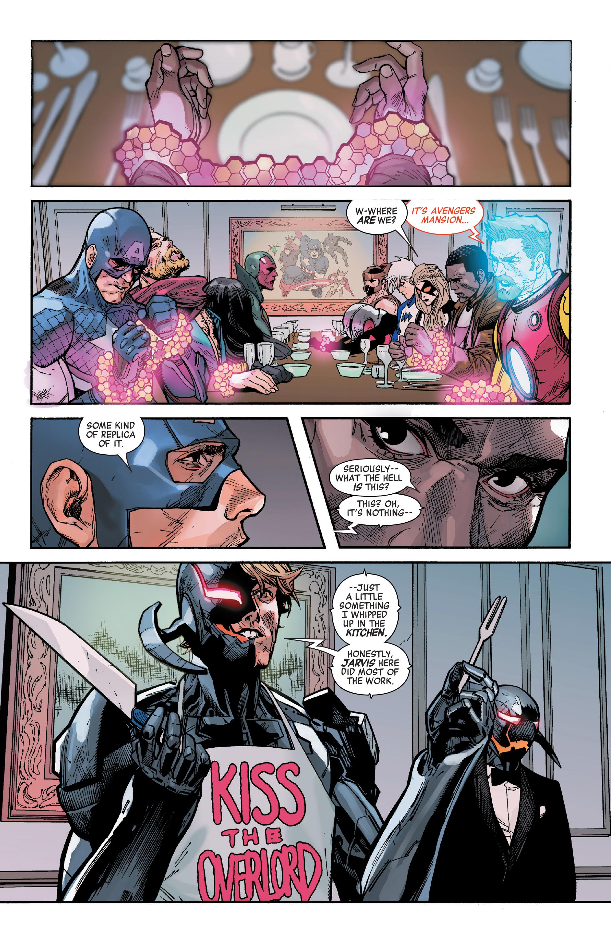 Read online Secret Empire comic -  Issue #4 - 21