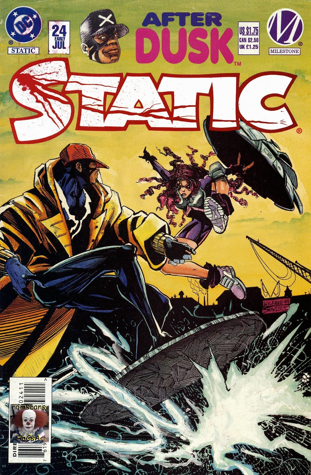 Static issue 24 - Page 1