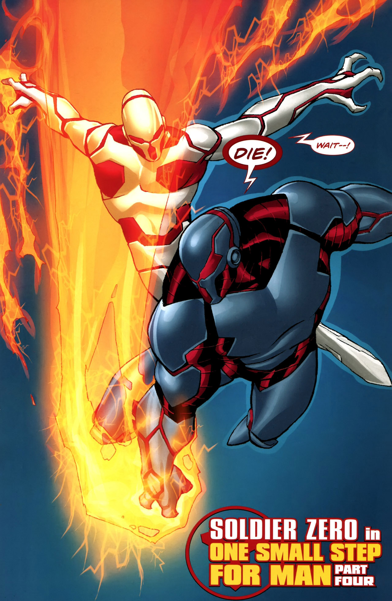 Read online Soldier Zero comic -  Issue #4 - 5