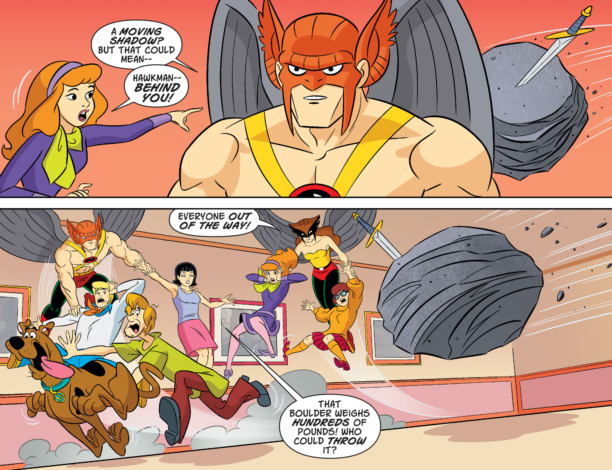Read online Scooby-Doo! Team-Up comic -  Issue #33 - 10