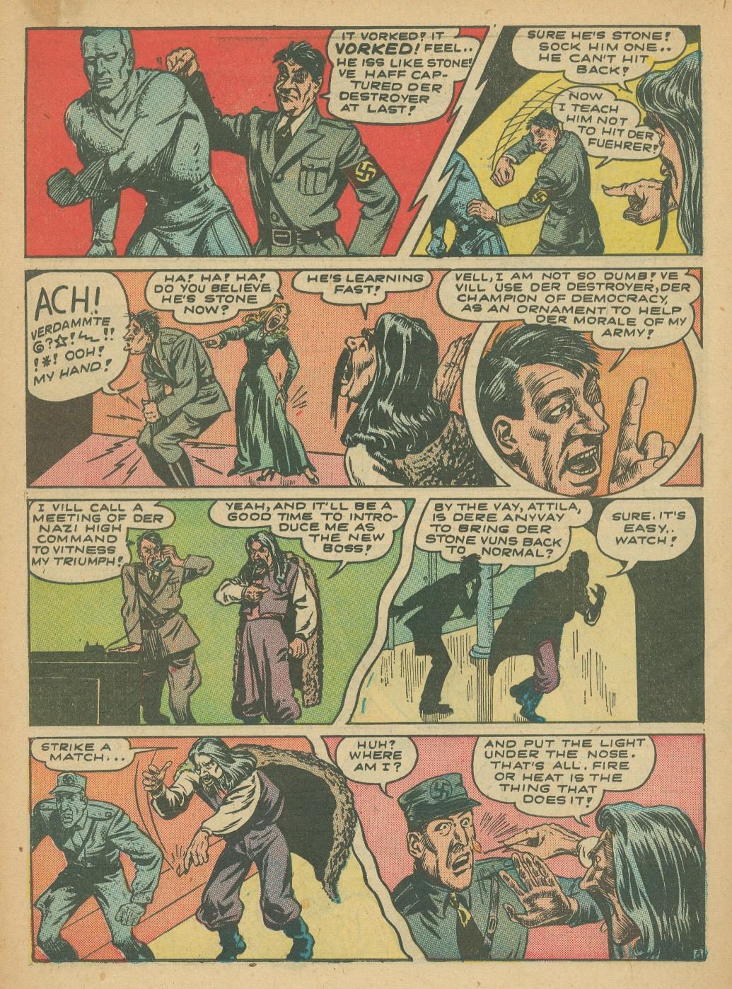 Read online All-Winners Comics comic -  Issue #8 - 50