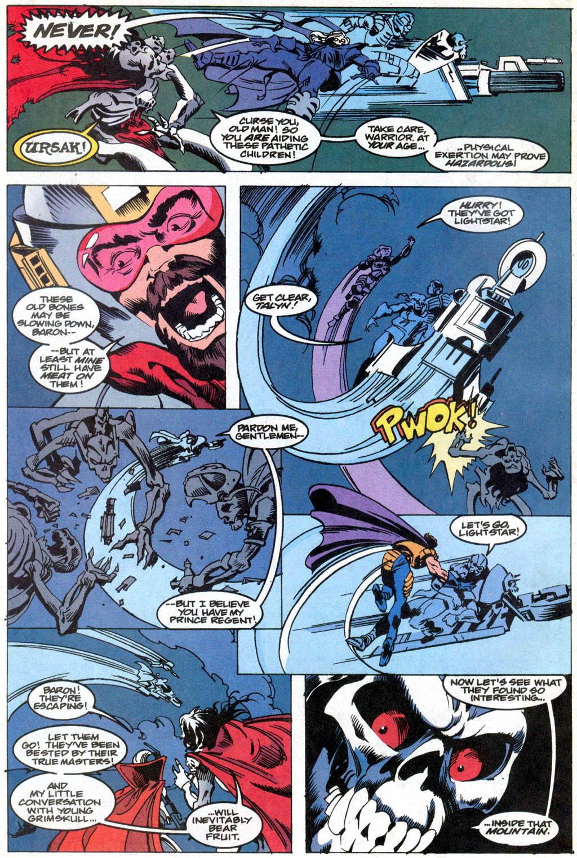 Skeleton Warriors Issue #1 #1 - English 19