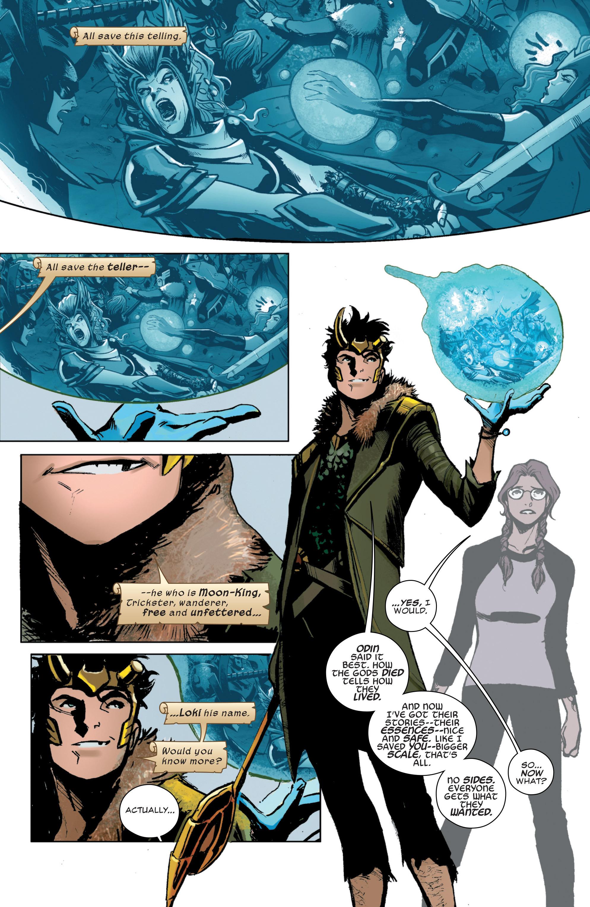 Read online Secret Wars: Last Days of the Marvel Universe comic -  Issue # TPB (Part 1) - 107
