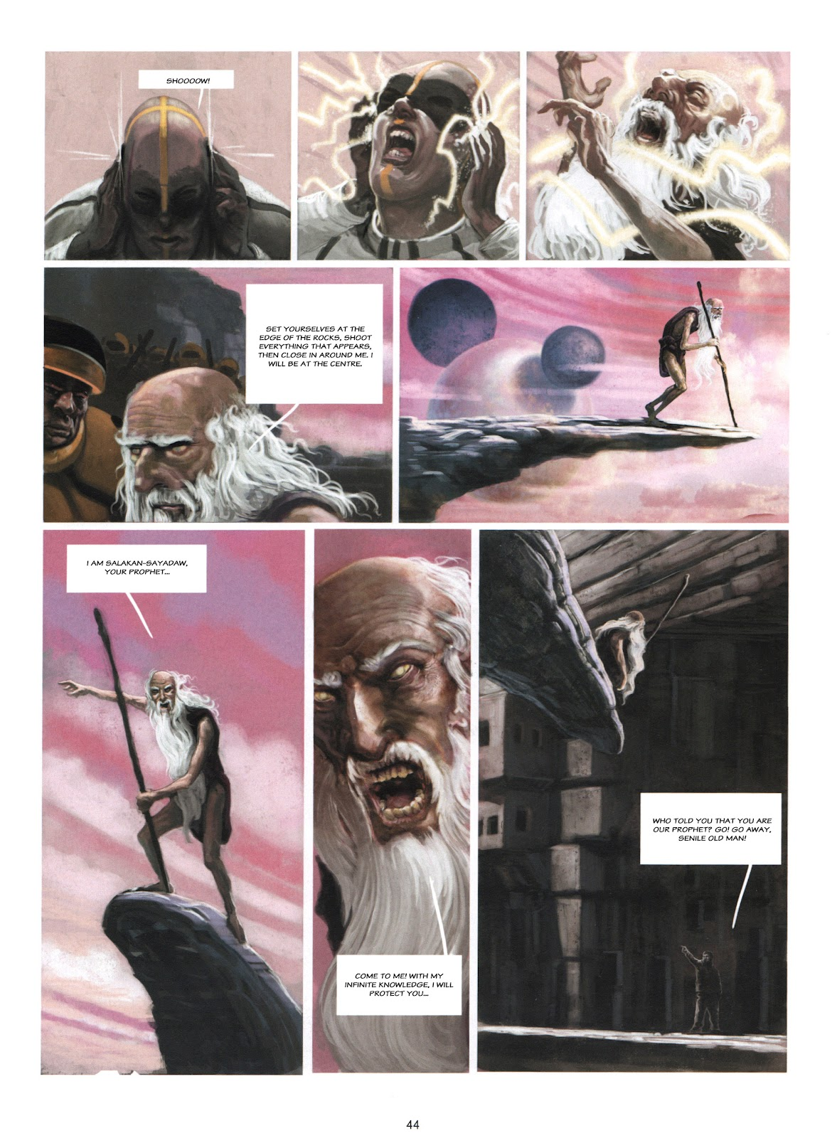 Showman Killer issue 1 - Page 44