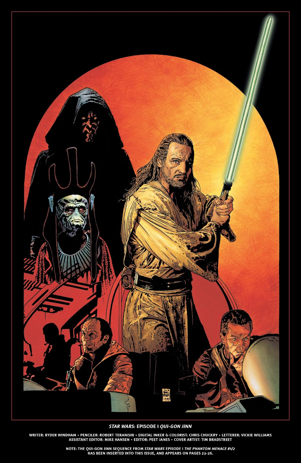 Read online Star Wars Legends: Rise of the Sith - Epic Collection comic -  Issue # TPB 2 (Part 4) - 90