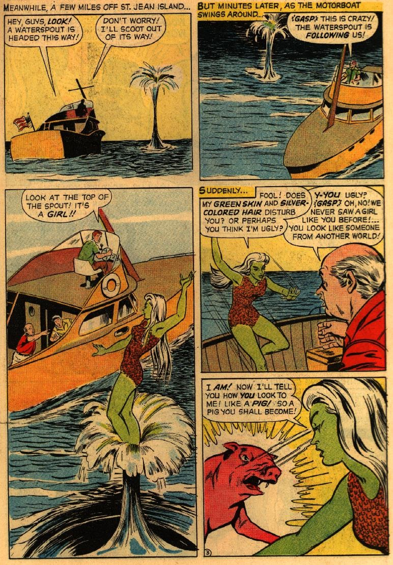 Adventures of the Jaguar issue 3 - Page 15