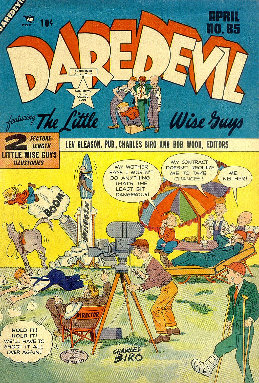 Daredevil (1941) 85 Page 1