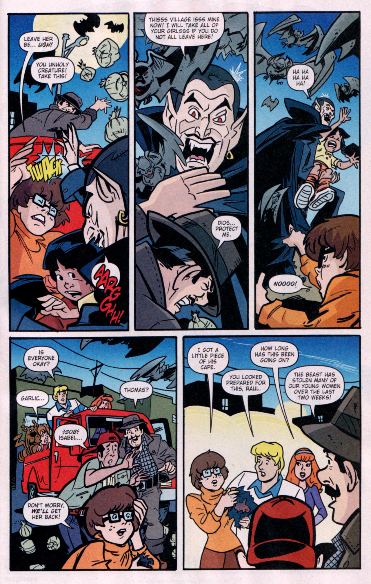 Read online Scooby-Doo (1997) comic -  Issue #119 - 16