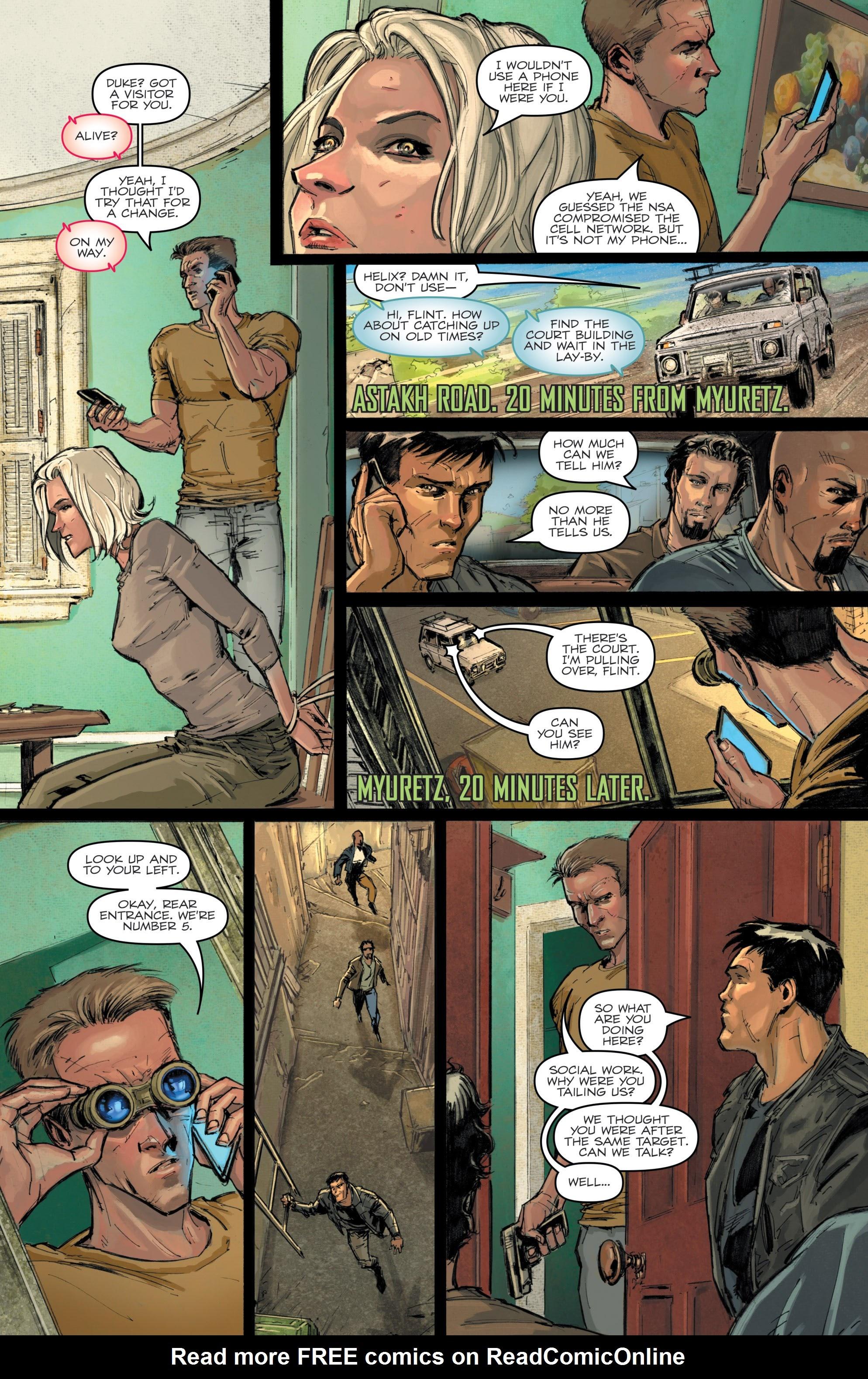 G.I. Joe (2014) #_TPB_2 #10 - English 9