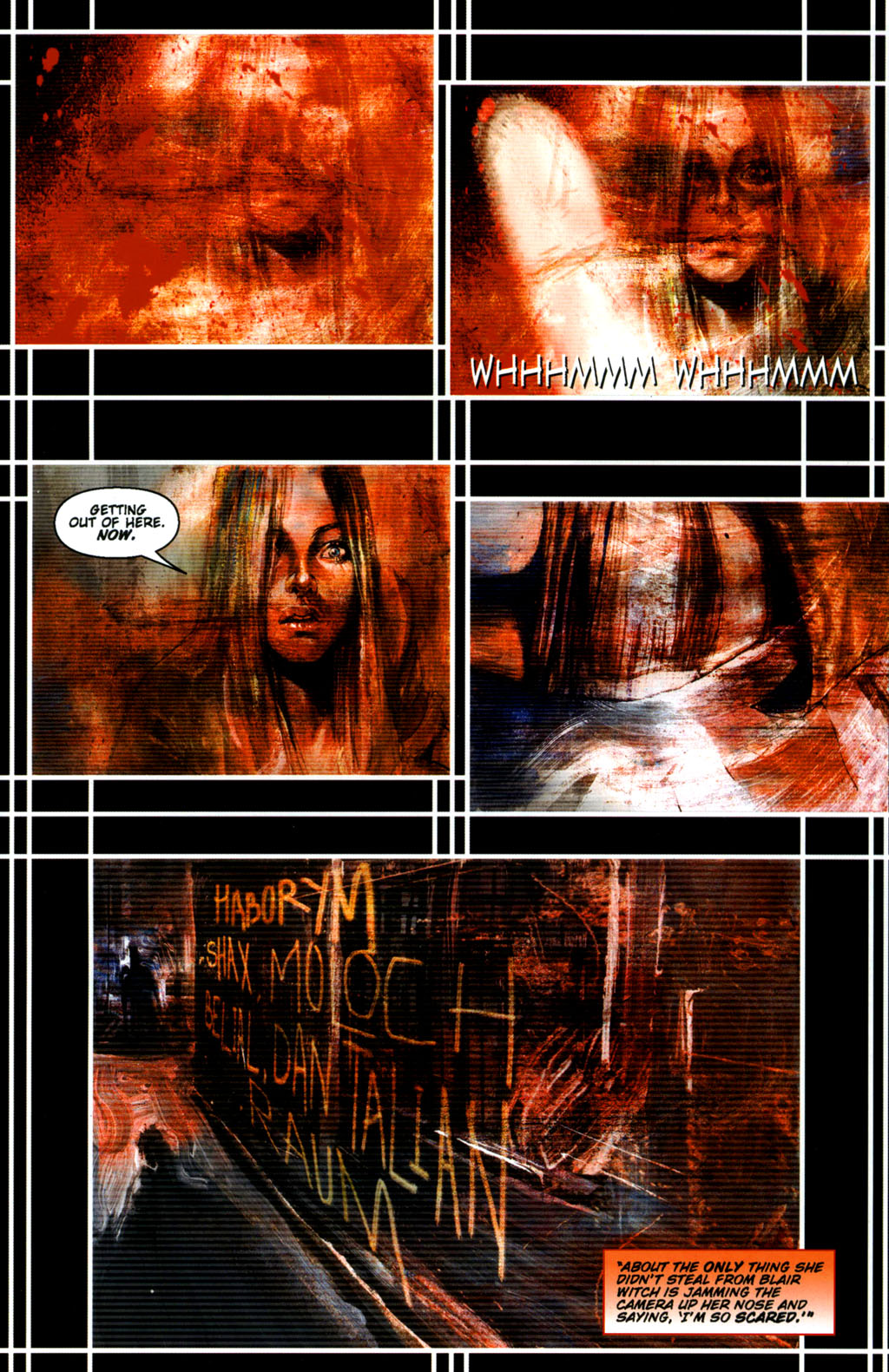 Read online Silent Hill: Dying Inside comic -  Issue #3 - 6