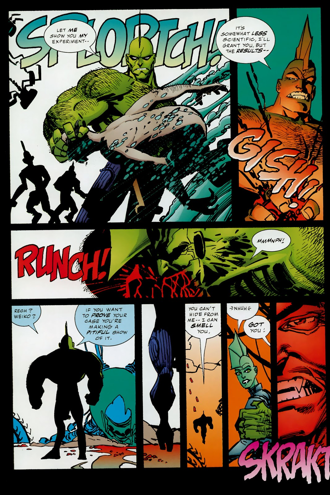 The Savage Dragon (1993) Issue #150 #153 - English 88
