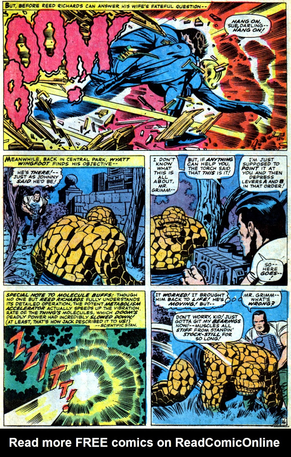 Marvel Triple Action (1972) issue 2 - Page 17