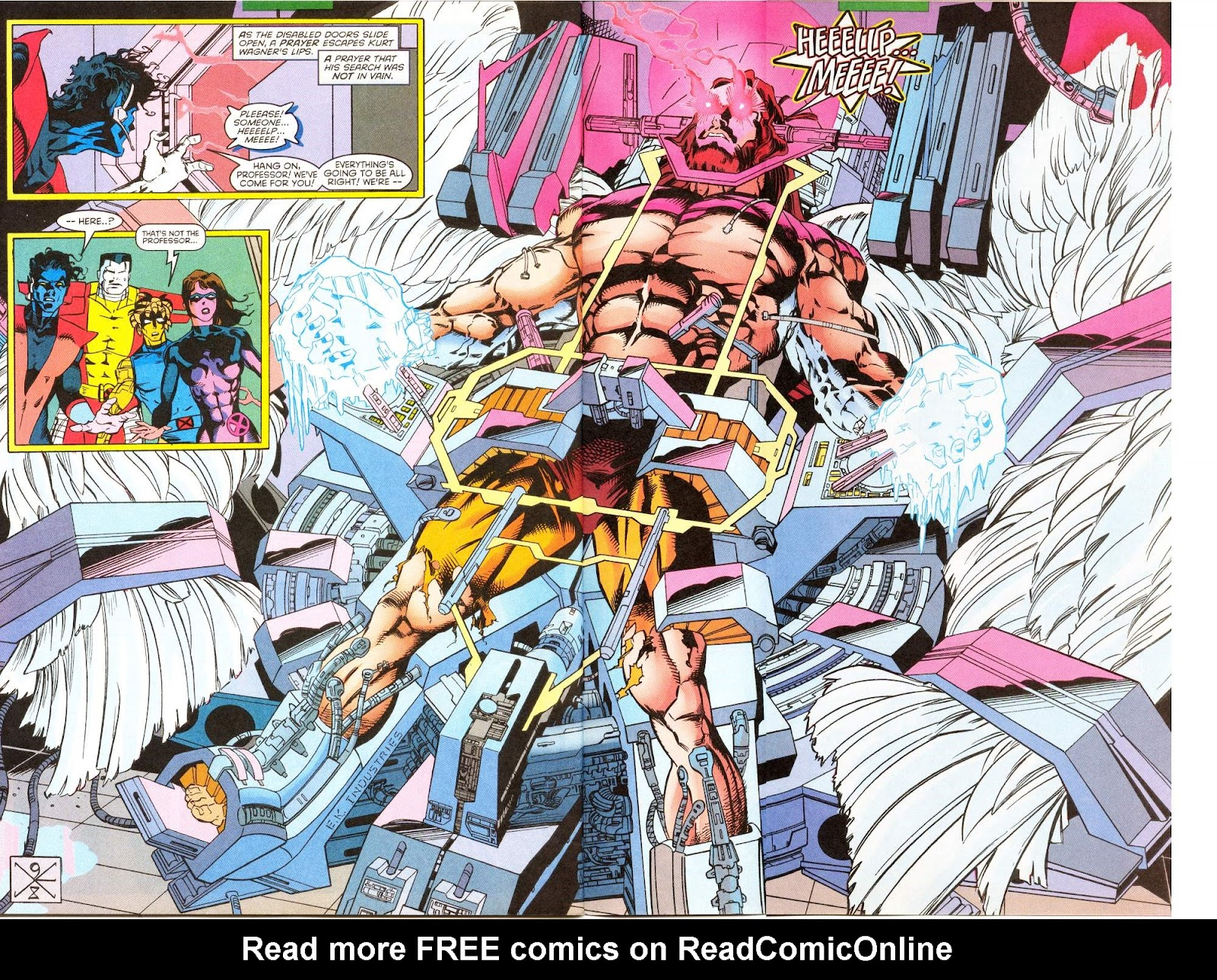 Excalibur (1988) issue 122 - Page 22