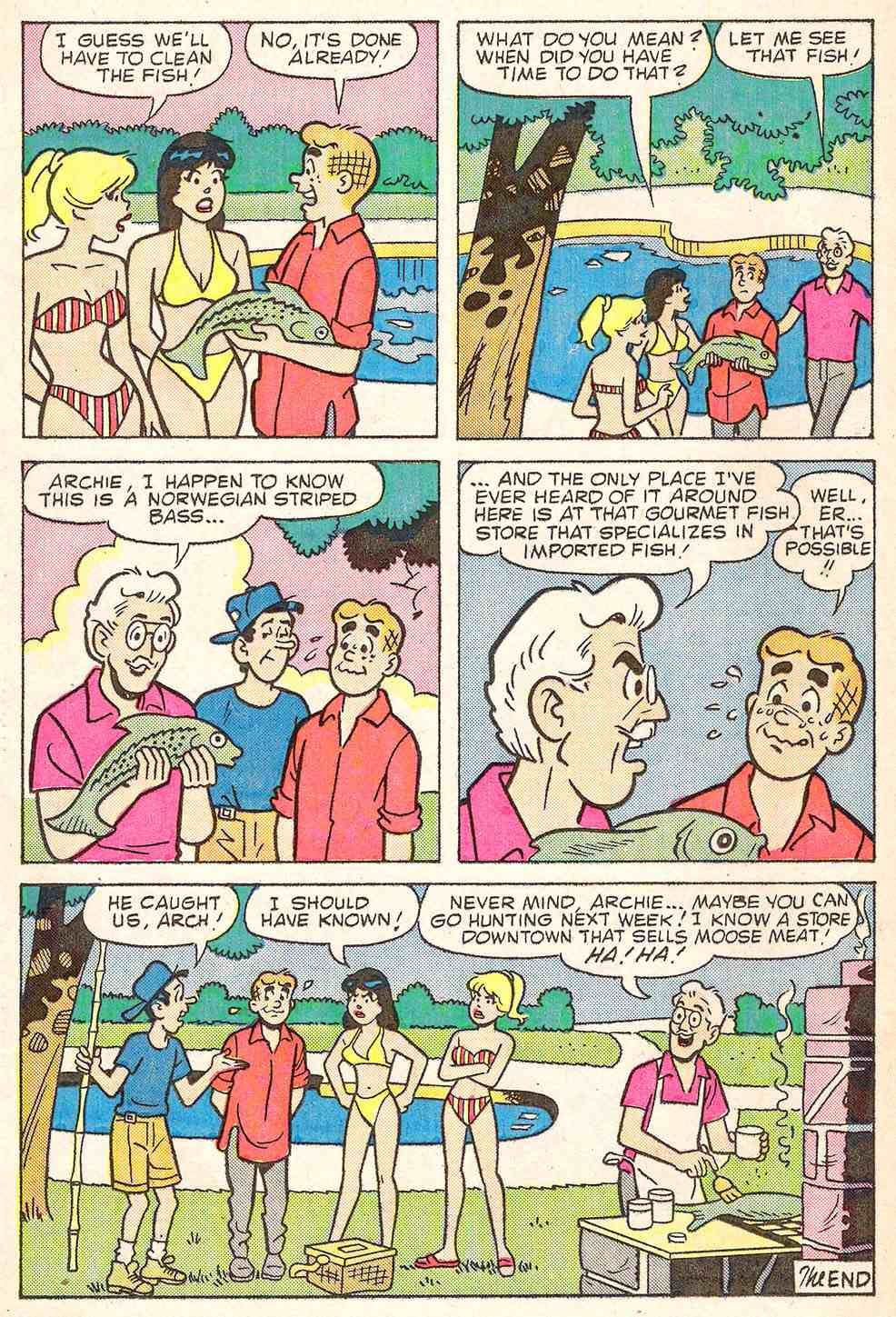 Read online Archie's Girls Betty and Veronica comic -  Issue #344 - 24