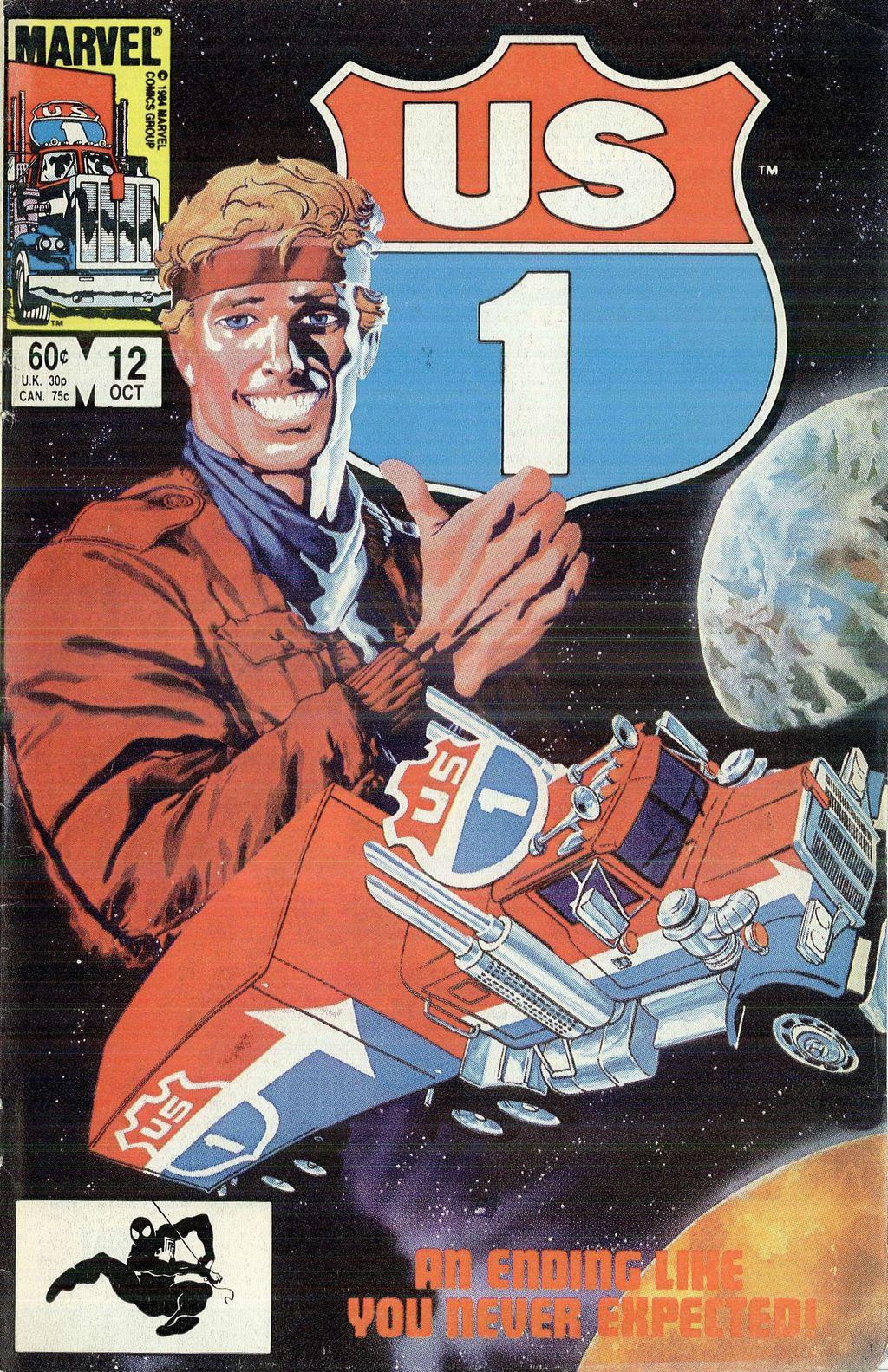 Read online U.S. 1 comic -  Issue #12 - 1