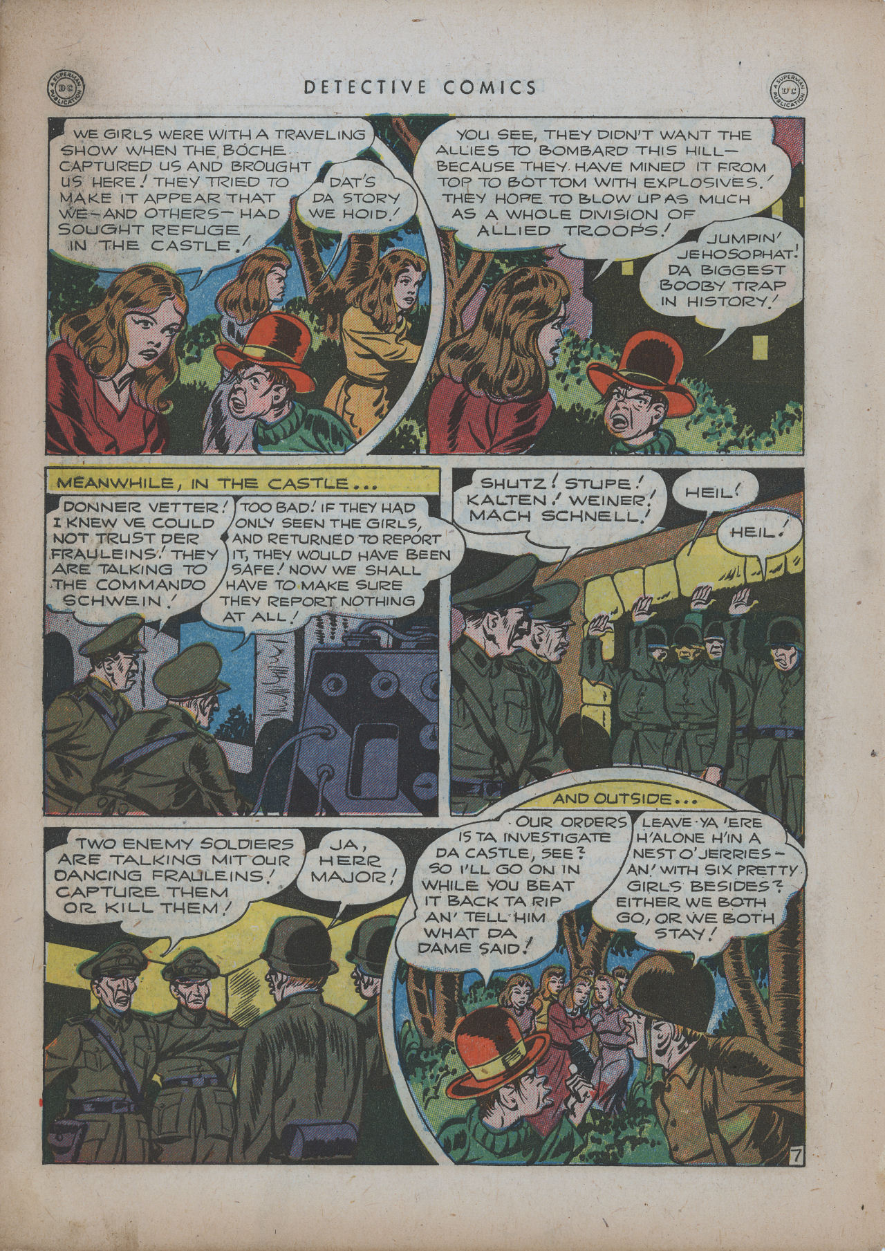 Read online Detective Comics (1937) comic -  Issue #94 - 44