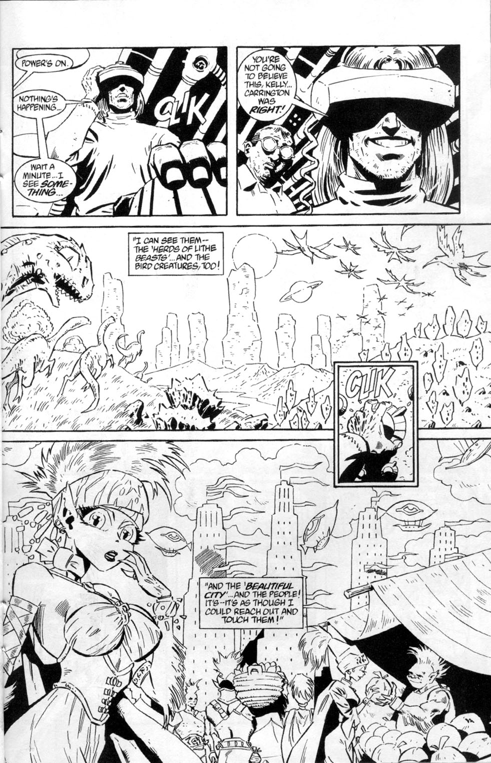 Dark Horse Presents (1986) Issue #142 #147 - English 23