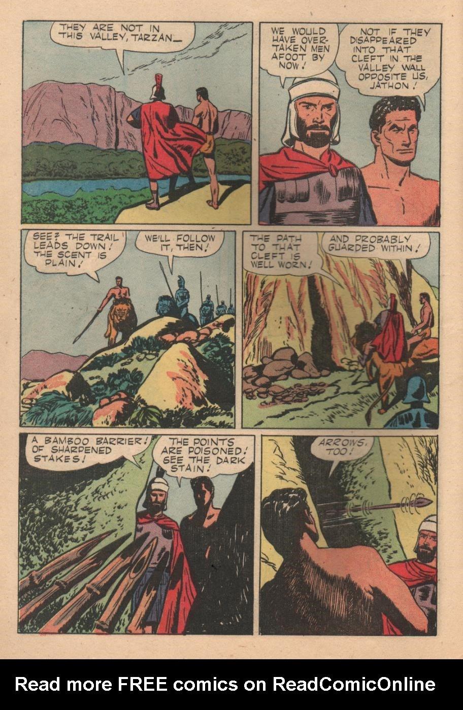 Tarzan (1948) issue 84 - Page 8