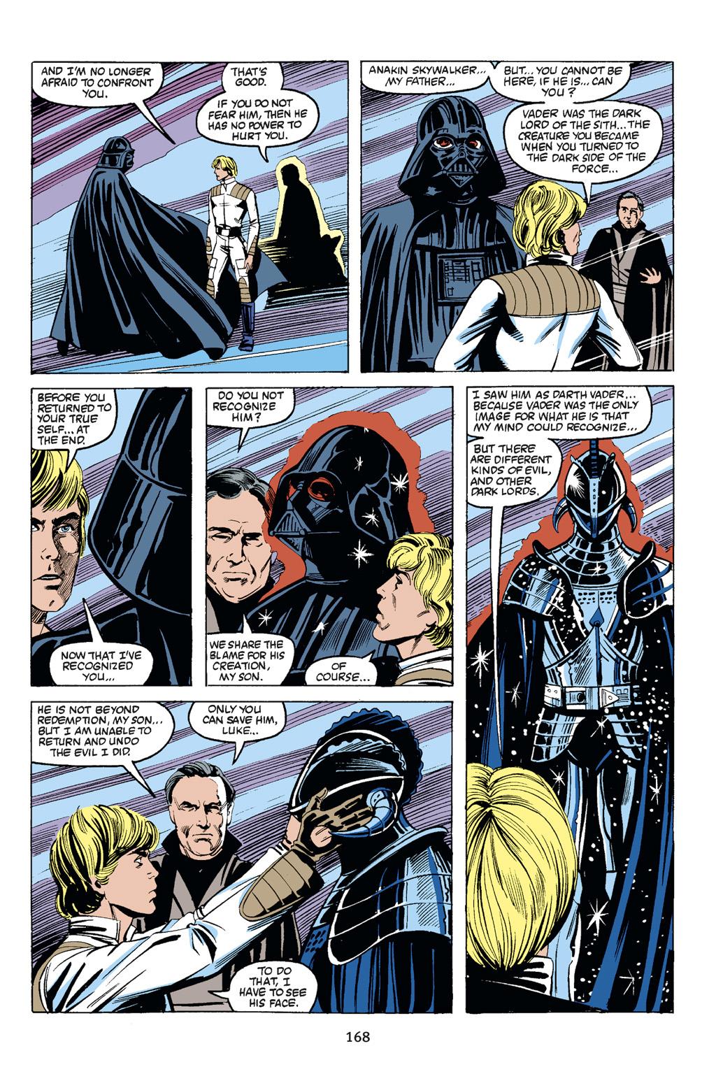 Read online Star Wars Omnibus comic -  Issue # Vol. 21 - 161