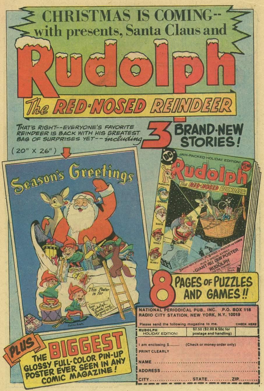 Read online Adventure Comics (1938) comic -  Issue #449 - 19
