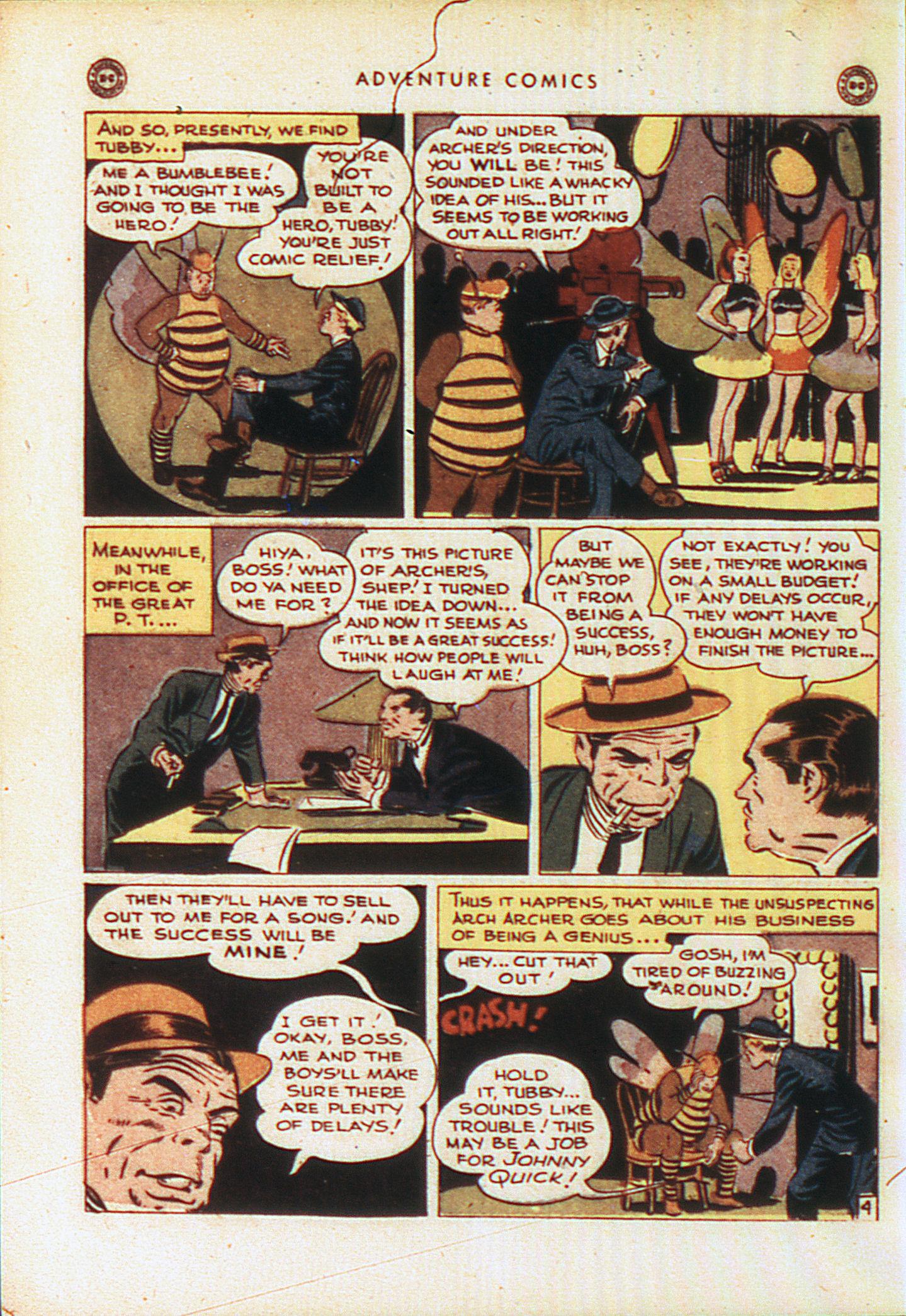 Read online Adventure Comics (1938) comic -  Issue #104 - 15
