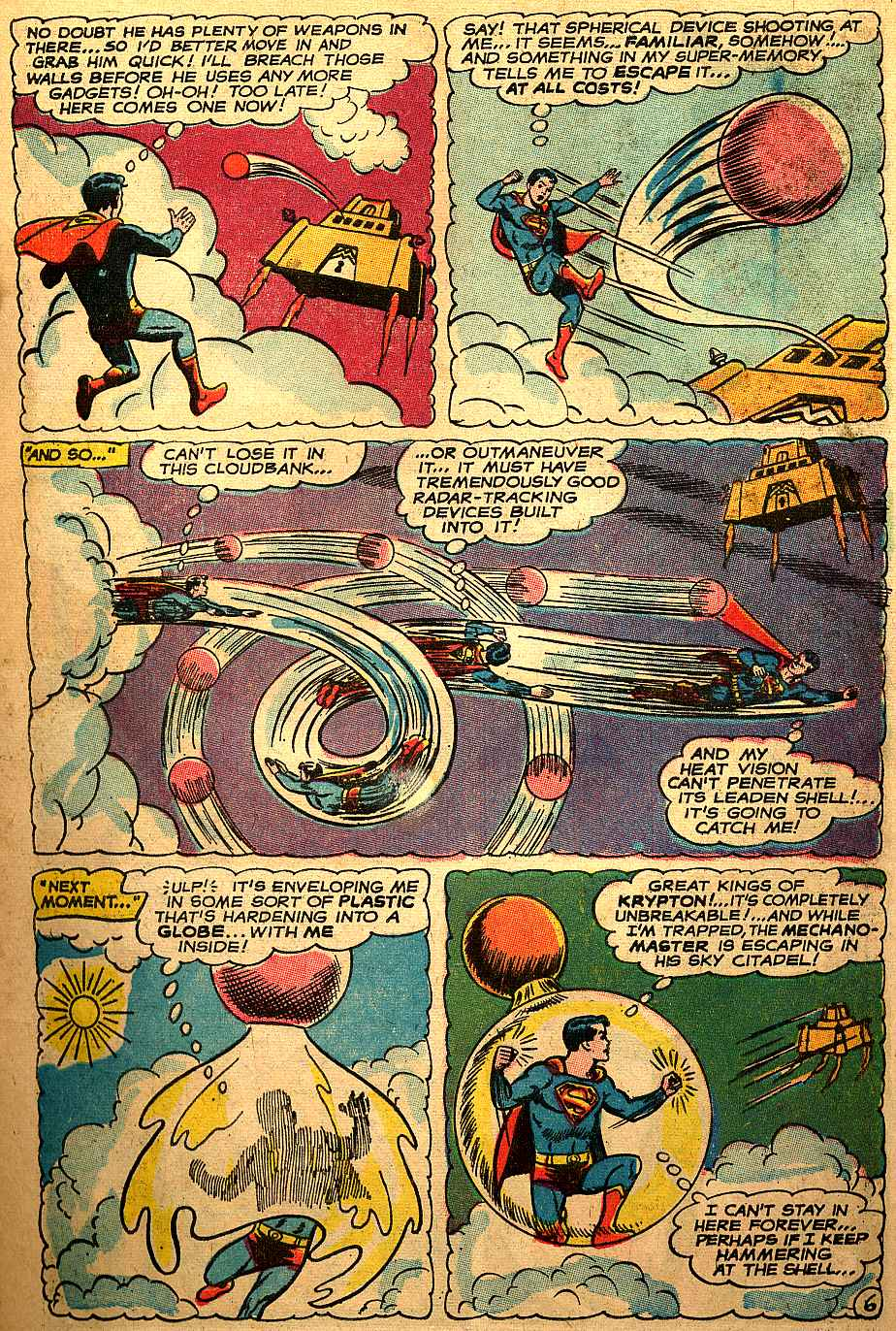 Superboy (1949) issue 135 - Page 7