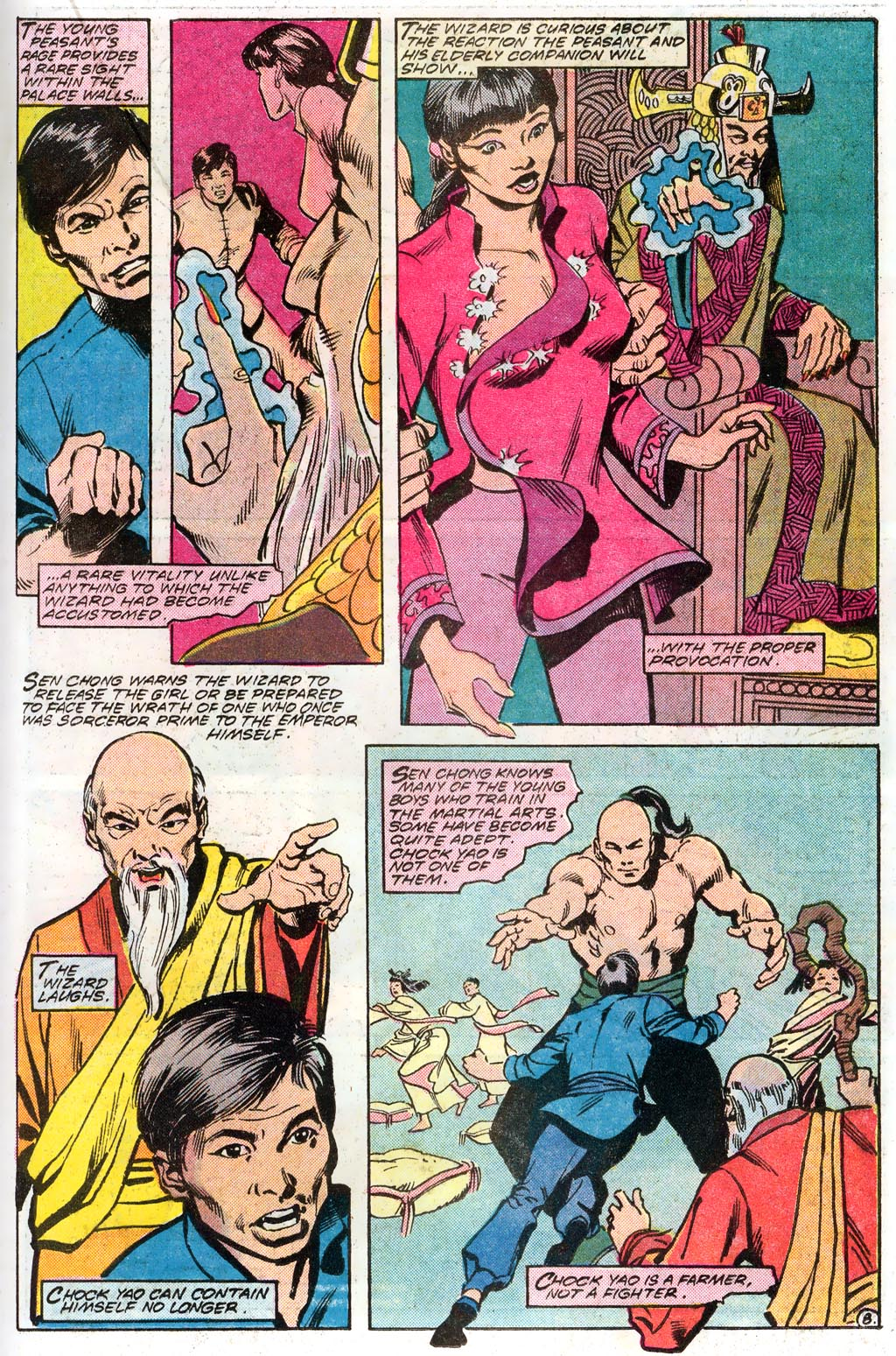 Elvira's House of Mystery Issue #1 #2 - English 35