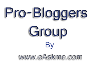 Pro-Blogger Group : eAskme