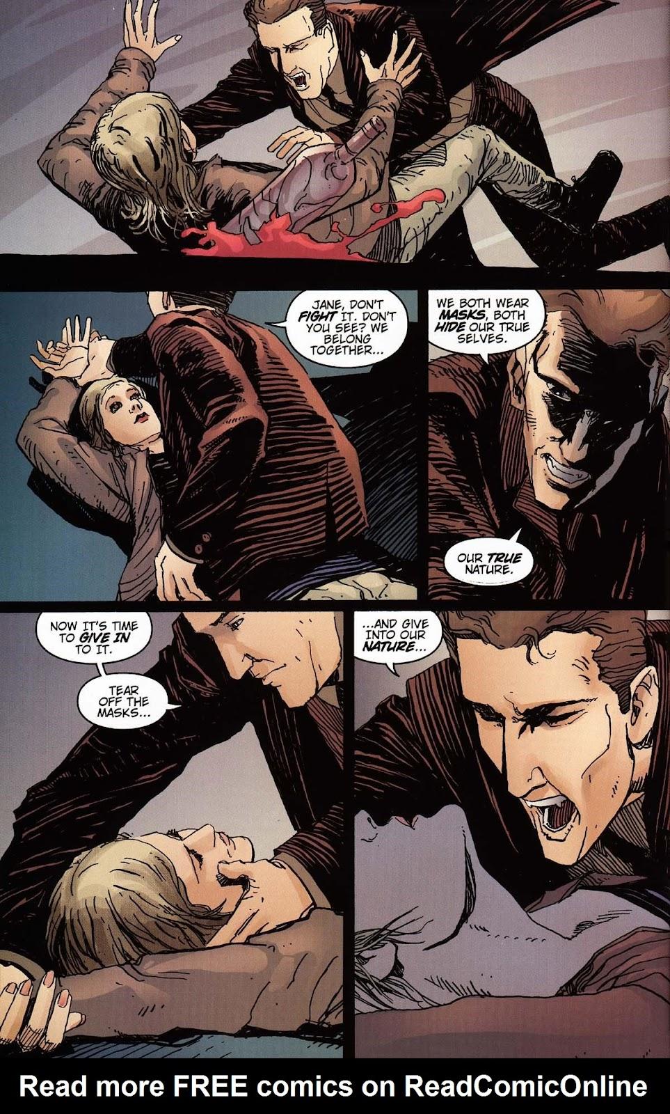 Read online Vampire the Masquerade comic -  Issue # Toreador - 46