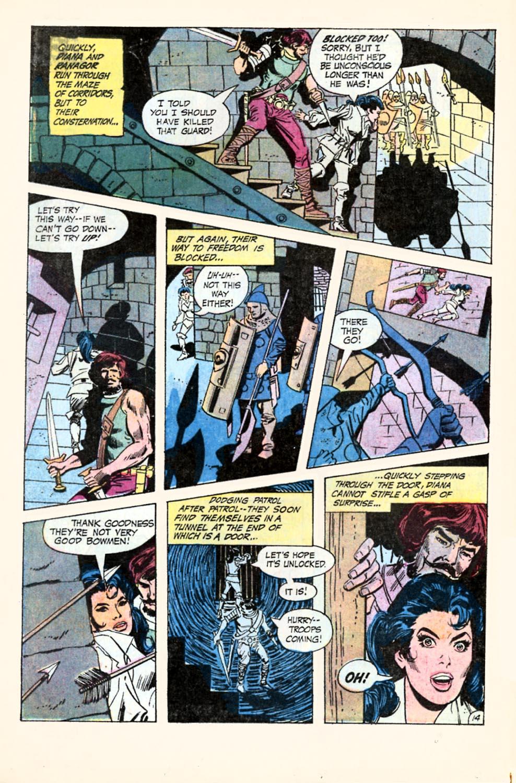 Read online Wonder Woman (1942) comic -  Issue #190 - 18