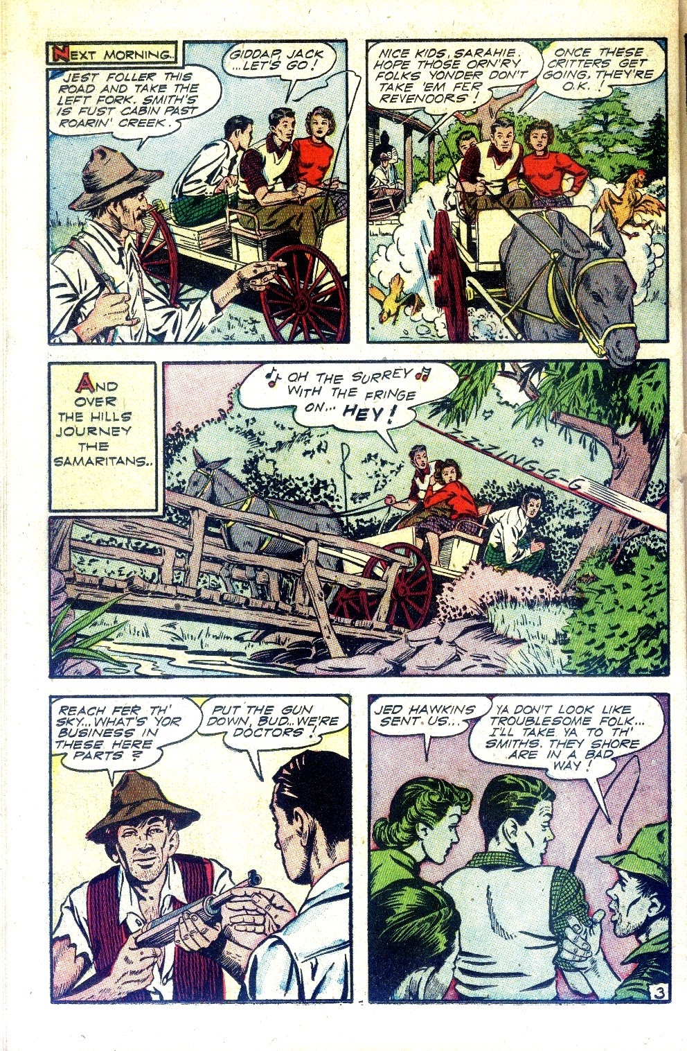 Read online Nellie The Nurse (1945) comic -  Issue #2 - 36