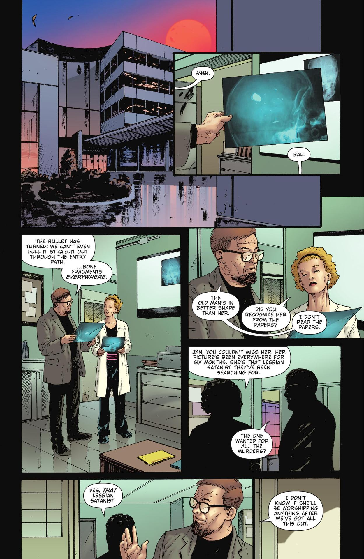 Read online The Girl Who Kicked The Hornet's Nest comic -  Issue # TPB - 10