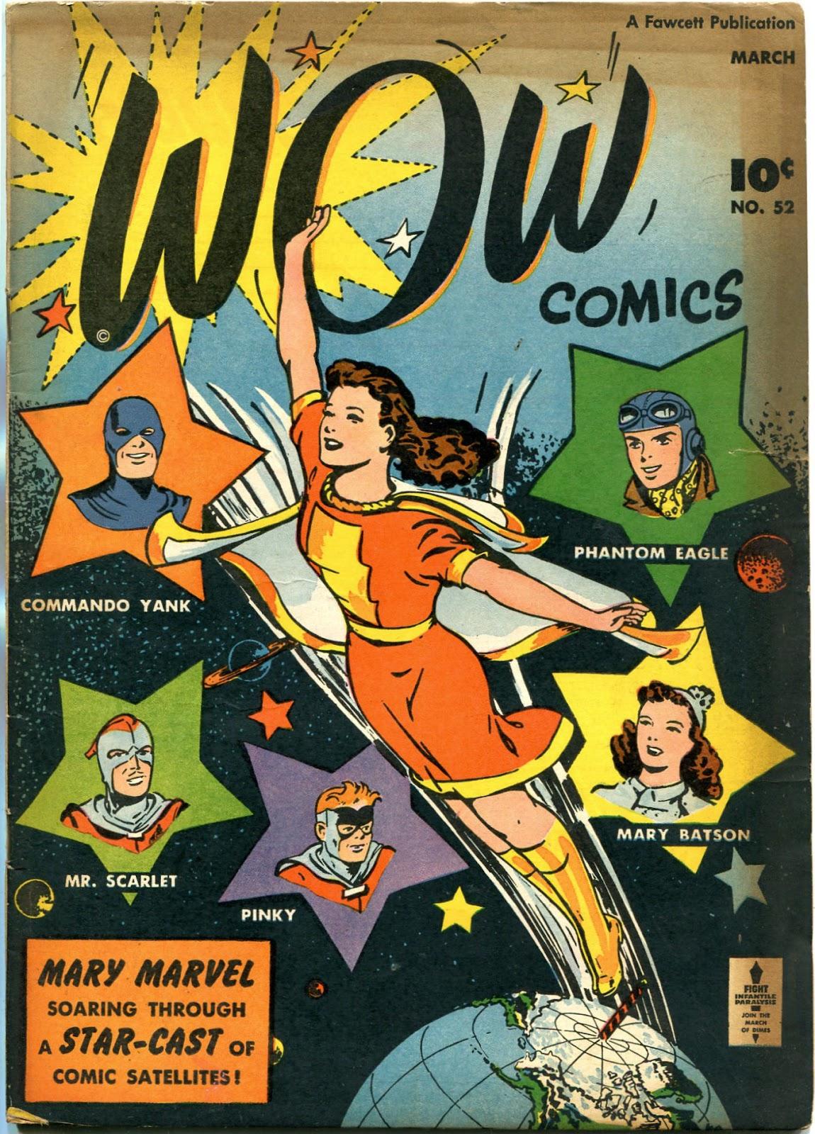 Wow Comics 52 Page 1