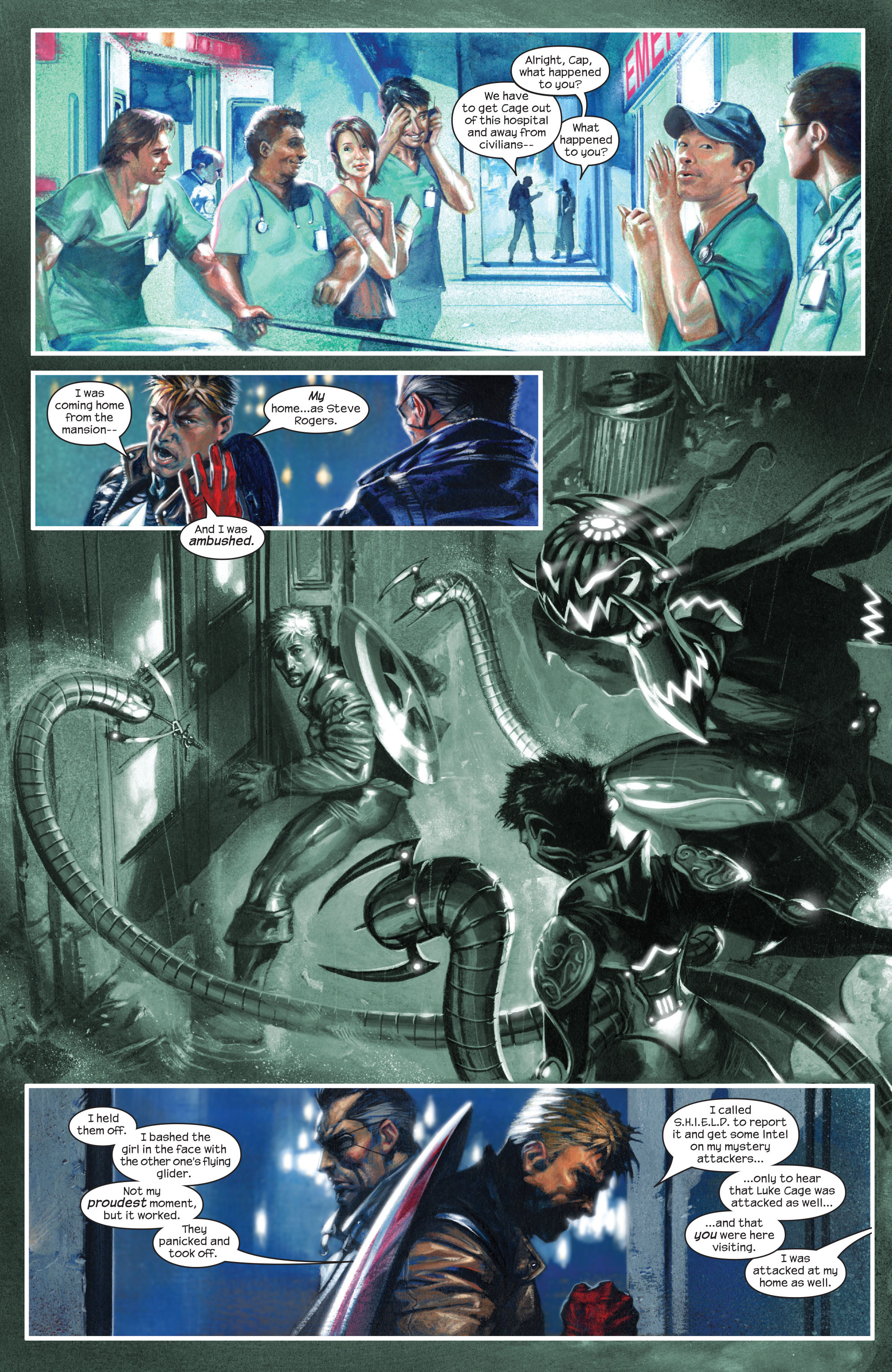 Read online Secret War comic -  Issue # Full - 68